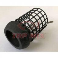 TOP MIX Top Distance Feeder kosár - Large 40gramm