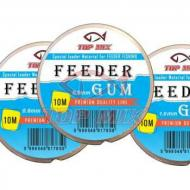 TOP MIX Top Feeder Gum - 0,6mm