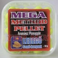 TOP MIX Mega method pellet ananász
