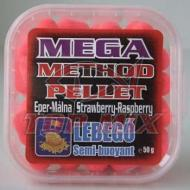 TOP-MIX Mega method pellet eper-málna