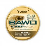 TORAY Bawo Carp 0,337mm/1000m Brown