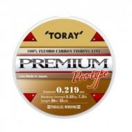 TORAY Premium Fluorocarbon 0,44mm/50m