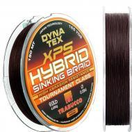 TRABUCCO Dynatex XPS Hybrid 0,128mm 150m - süllyedő fonott zsinór