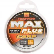 TRABUCCO Max Plus Line Carp zsinór - 300m 0,22mm