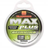 TRABUCCO Max Plus Line Spinning pergető zsinór - 150m 0,18mm