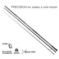 TRABUCCO Precision RPL Barbel & Carp 3,9m 200g - feeder bot