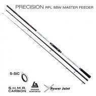 TRABUCCO Precision RPL SSW Master 3,6m 120g - feeder bot