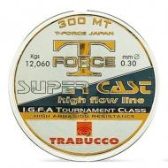 TRABUCCO T-Force Super Cast zsinór - 300m 0,30mm