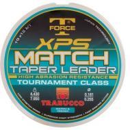 TRABUCCO T-Force XPS MATCH TAPER LEADER 0,18/0,25mm távdobó előke