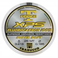TRABUCCO XPS Fluorocarbon előkezsinór - 25m 0,12mm