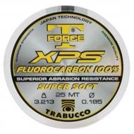TRABUCCO XPS Fluorocarbon előkezsinór - 25m 0,14mm