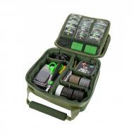 TRAKKER NXG Compact Tackle Bag - előke és horogtartó táska