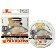 TRABUCCO S-Force Match sinking 0,18mm 150m