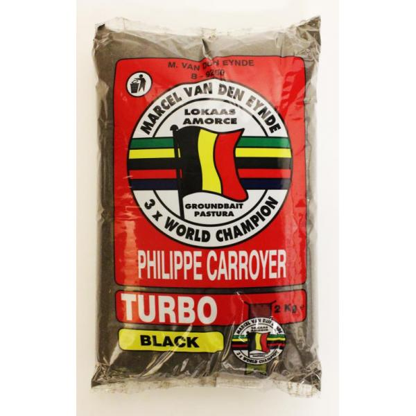 VDE Turbo fekete 2kg etetőanyag