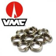 VMC 3561 3x Erősített kulcskarika 1-es - 5,0mm/22kg 10db