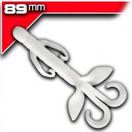 YUM Christie Critter 8,9cm - White 10db