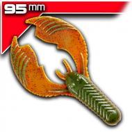YUM Craw Chunk 9,5cm Crawdad 8db aromával