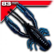 YUM Crawbug - Black Blue - 8,3cm/8db aromásított