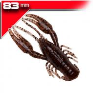 YUM Crawbug - Carolina Pumpkin - 8,3cm/8db aromásított