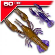 YUM NED Craw-Soft - PB Jam - 6cm/7db
