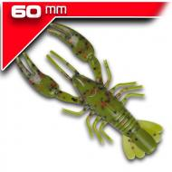 YUM NED Craw-Soft - Soft Watermelon Red Flake - 6cm/7db