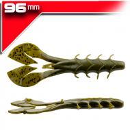 YUM Spine Craw 9,6cm/8db Green Pumpkin