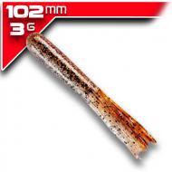 YUM Tube - Natural 10cm/6db aromásított gumicsali
