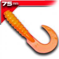 YUM Walleye Grub 7,5cm Hot Peach 12db