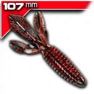 YUM Wooly Bug Wirgo Red 10,7cm 8db - aromával
