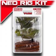 YUM YUM NED RIG KIT 2 - 7,3cm/15db