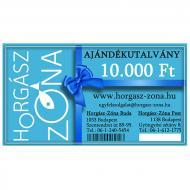 ZÓNA Ajándékutalvány 10.000 Ft