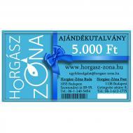 ZÓNA Ajándékutalvány  5.000 Ft