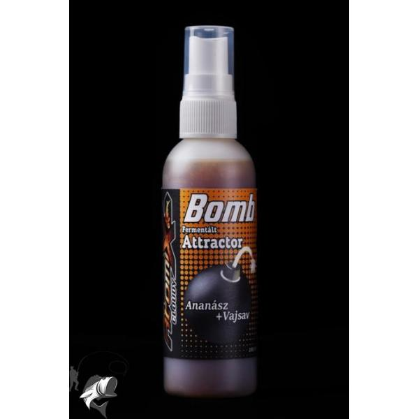 Bomb Spray - Ananász-Vajsav 100ml