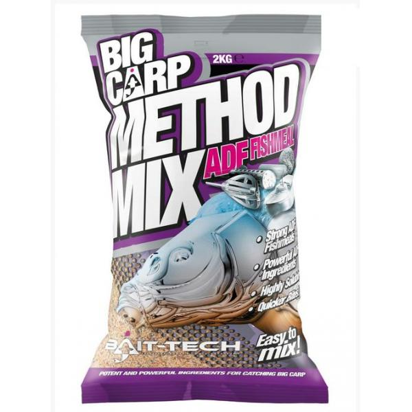 Big Carp method mix ADF Fishmeal 2kg etetőanyag