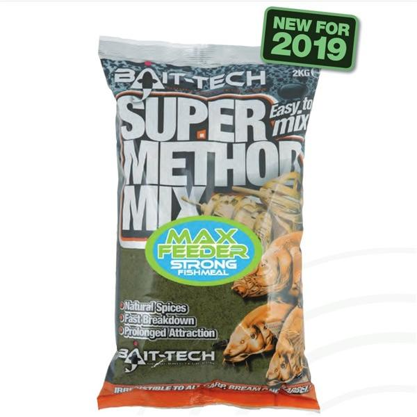 Super Method Mix Max Feeder 2kg method mix