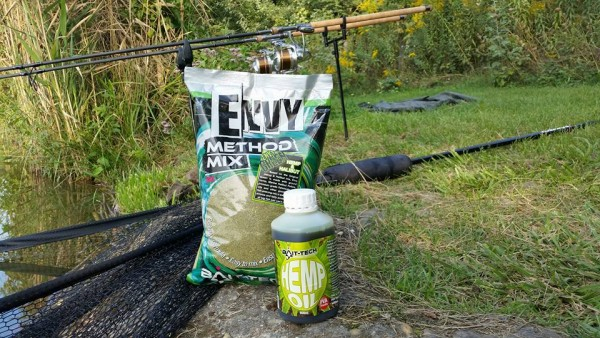 Envy Green Hemp & Halibut 2kg