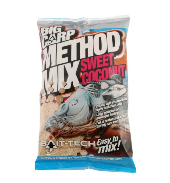 Big Carp method mix sweet coconut 2kg