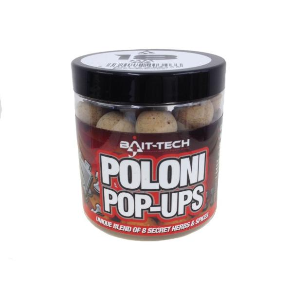 Poloni bojli 14mm washed out pop-up 70gr