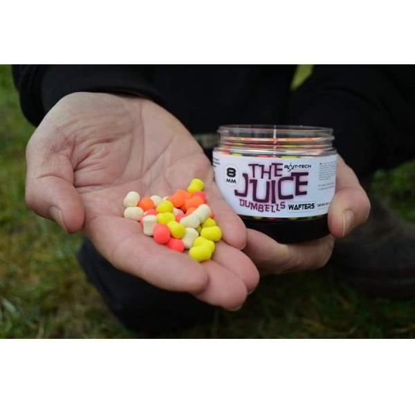 The Juice dumbells - wafters 8mm