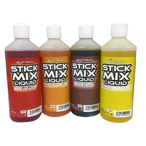 Stick Mix liquid krill 500ml locsoló