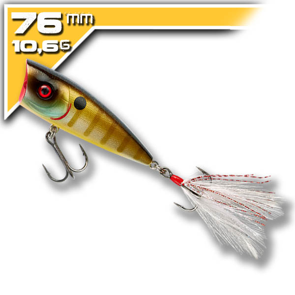 BOSS Pop - Bream - 7,62cm