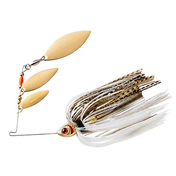 Mini Shad Spinner - Golden Shiner 5,32g