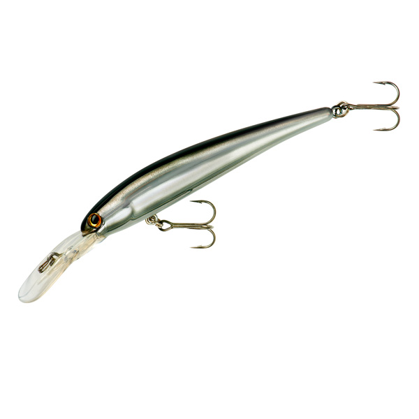 B-Shad - Chrome Black Back 8,9cm/9,45g