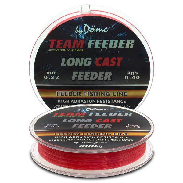 TF Long Cast 300m 0,18mm távdobó feeder zsinór