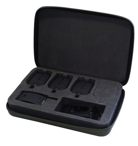Sensor WDX kapásjelző szett 3+1