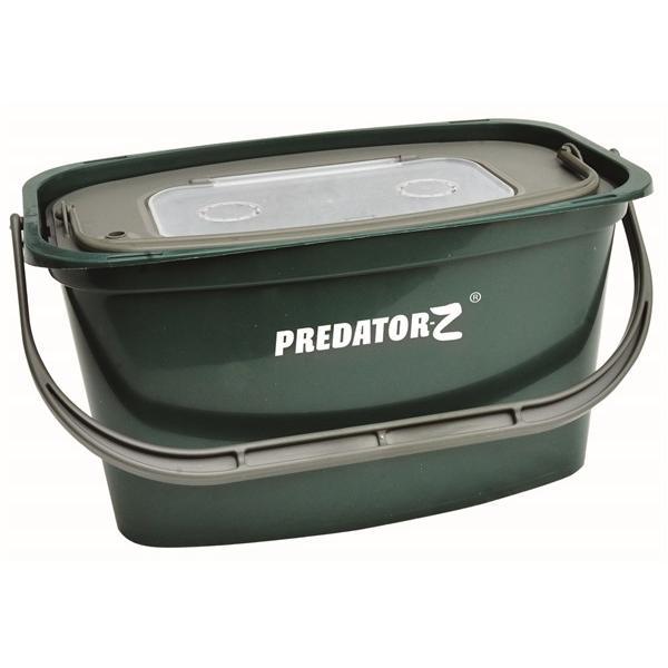 Predator-Z Élőcsalitartó vödör - 7L