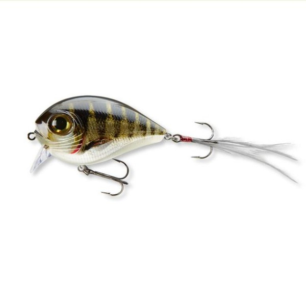 Belly dog N 6,8cm natural perch