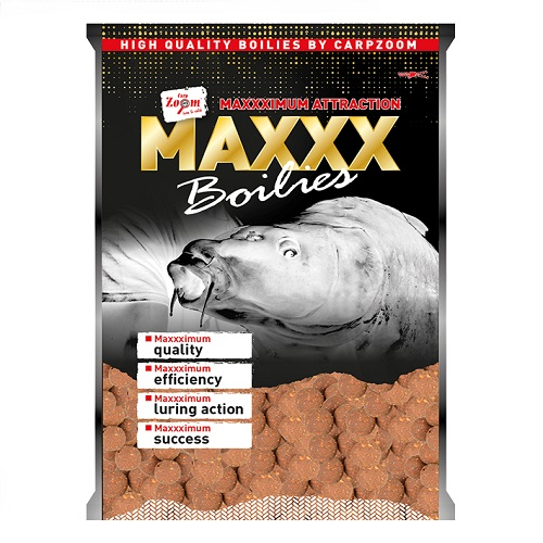 MAXXX Boilies 800g 16mm Strawberry-Fish (eper-hal)