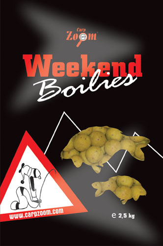 Weekend boilies meat mix 10kg
