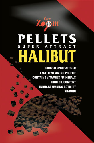 Feeding Halibut Pellet 20mm /  800gr